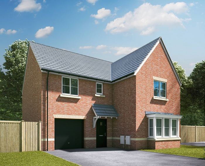 Vistry Partnerships gets green light on Coupe Green homes